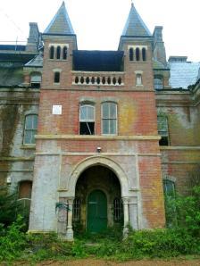 Bedgebury front door